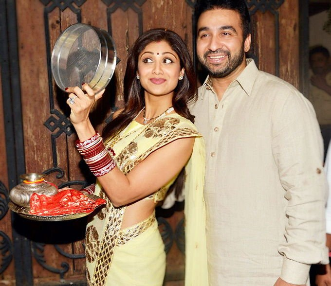 Celebrities on Karwa Chauth